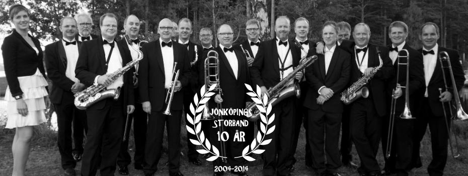 Jönköpings Storband 10 år